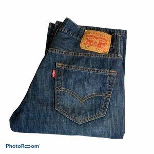 Levi's 527 jeans size 29 X 30 EUC